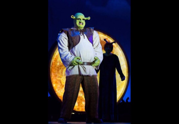 Shrek Set Rental pictures - Fourth Wall Scenic